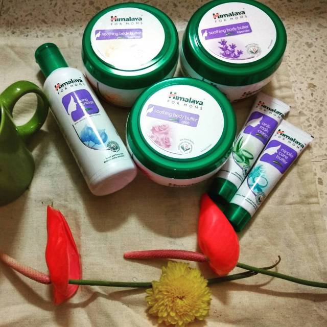 Himalaya FOR MOMS the new line of mother care productshellip