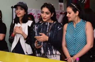 Zina & Zoya Singh with Devika Singh