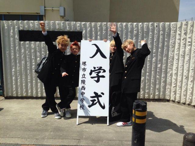 中学生12