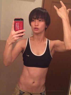 筋肉女12