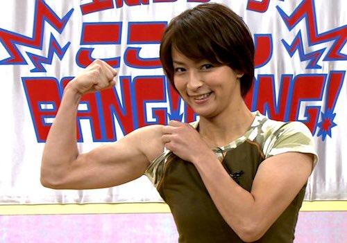 筋肉女11