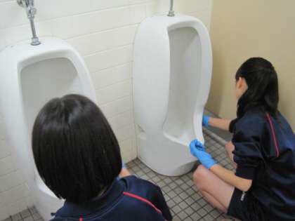 トイレ113