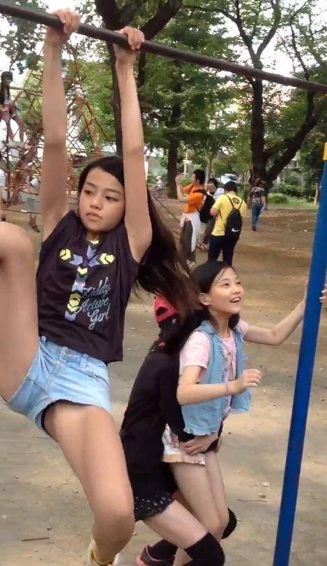 女子小学生332