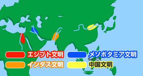 世界四大文明