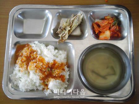 韓国給食5