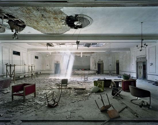デトロイトの廃墟画像0