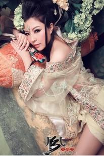 中国の衣装10