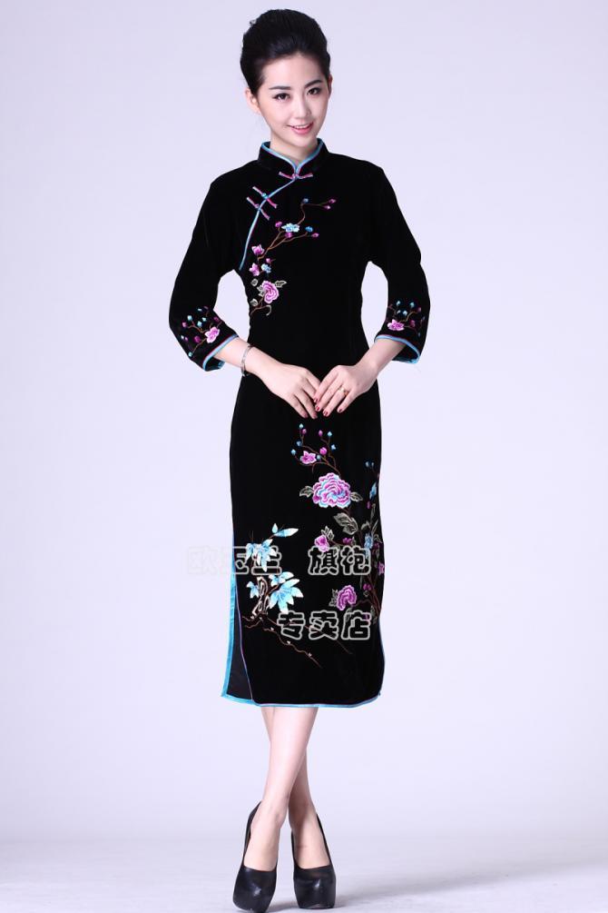 中国の衣装38