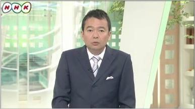 NHK森本アナ