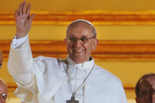 新生ローマ法王1