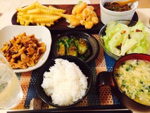 手料理71