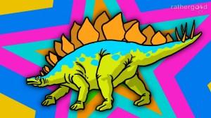 We Love You Stegosaurus!