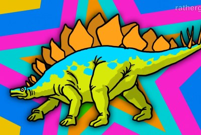 We Love You Stegosaurus!