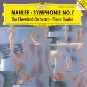 Pierre Boulez:Mahler Symphony No7