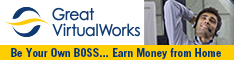 Work from Home for Great VirtualWorks