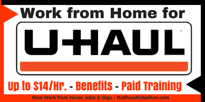 Work from Home Jobs With (2)