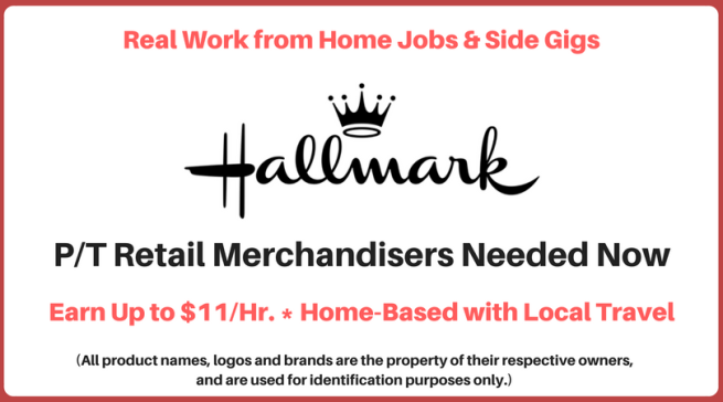 P%2FT Retail Merchandisers Needed Now