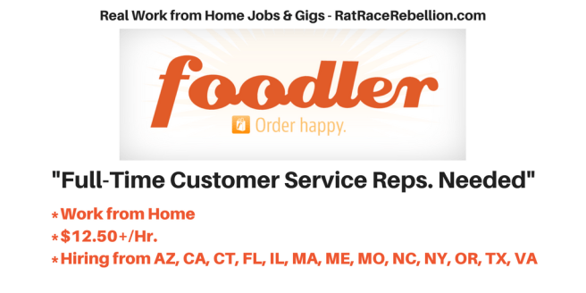 Full-Time Customer Service Add heading