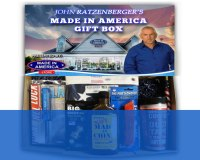 John Ratzenberger's Made In America Gift Boxes
