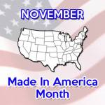 Made in America Month