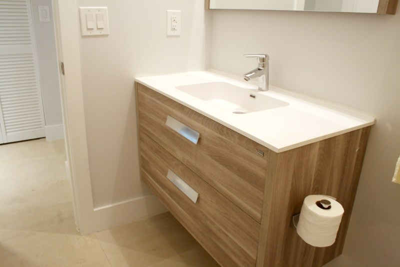 Large Of Wall Mounted Vanity