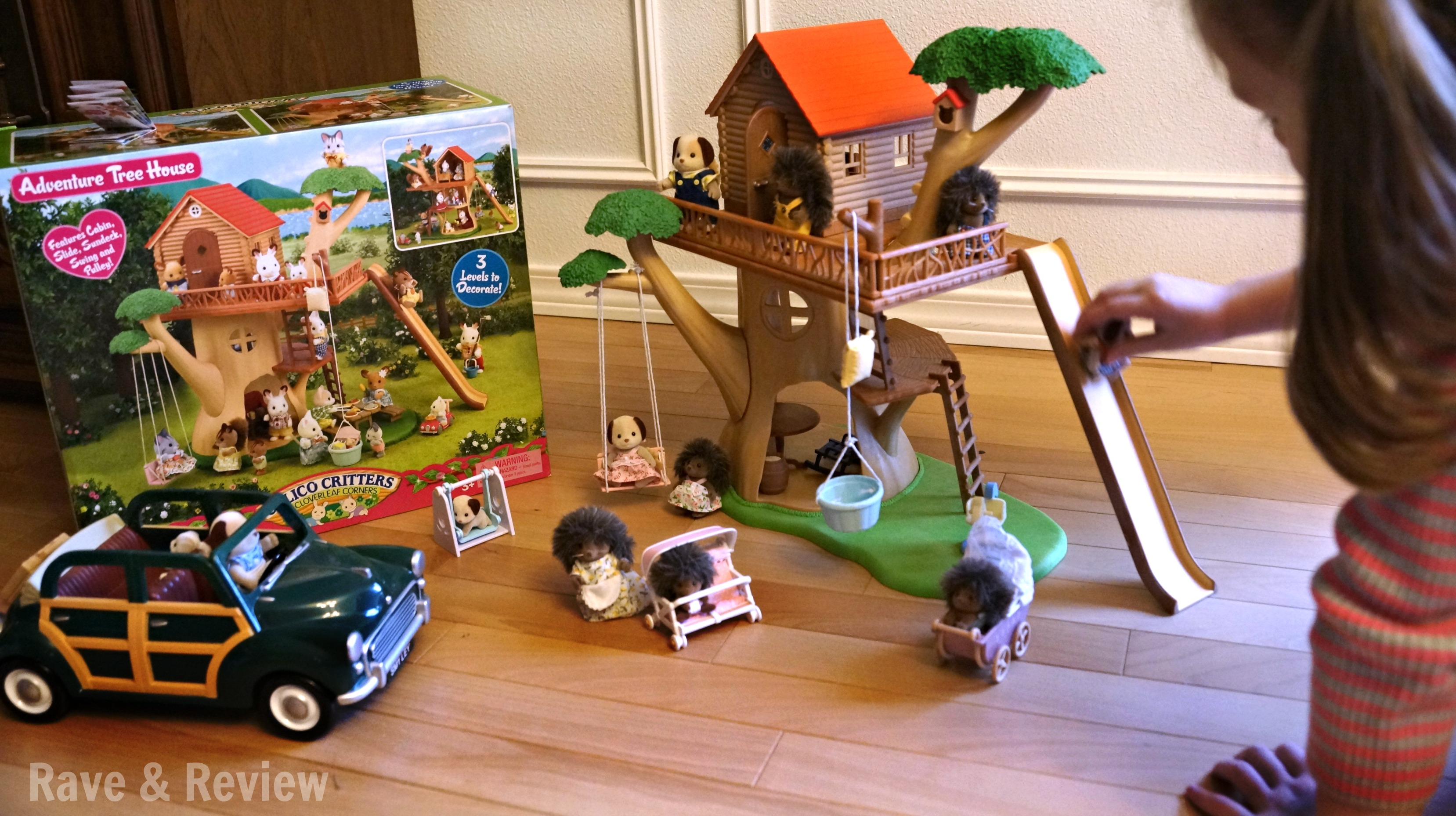 Fullsize Of Calico Critters Treehouse