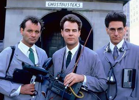 (scrapetv.com) Do you want to be a Ghostbuster or Parasite Killa? Hint: one of them may still have intestinal worms.