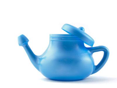 Neti Pot for Seasonal Allergy Relief