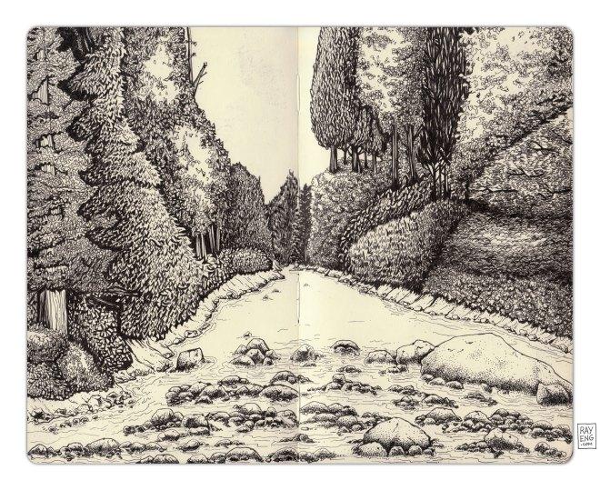 Trees-8x10