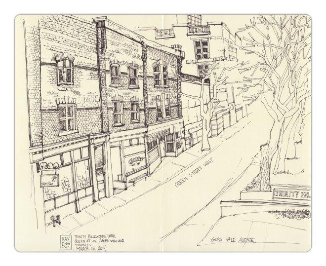 Urban-Sketching-2014-03-Trintity-Bellwoods