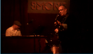 Brian Charette and Rodney Jones at Smoke