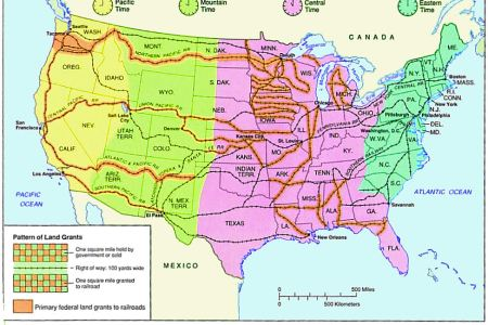 transcontinental railroad map 2