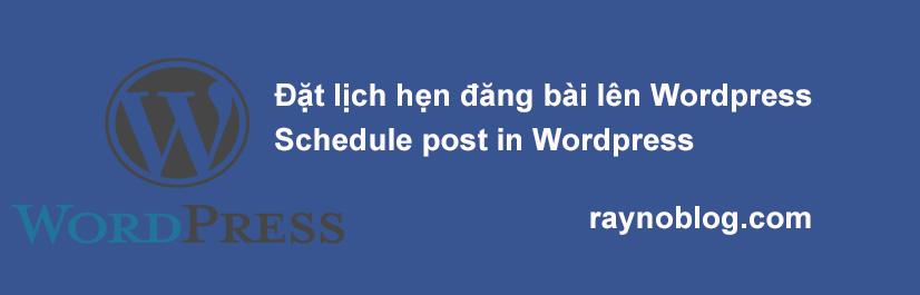wordpress-schedule