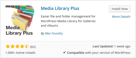 huong dan quan ly media file voi plugin media library plus