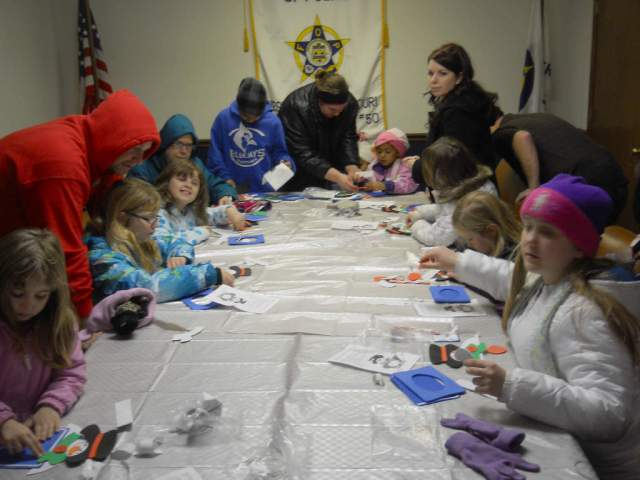 Crafts for the kids