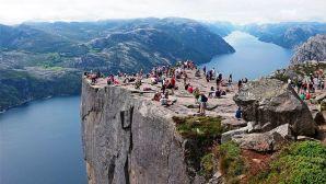 Prekestolen - Noruega