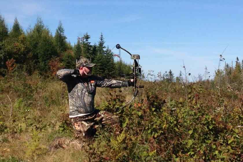 Ray bow hunting