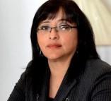 C. P. María Cristina Díaz Herrera, ex secretaria de Finanzas del gobierno de Durango, principal artífice del brutal saqueo que se llevó a cabo durante el sexenio pasado.