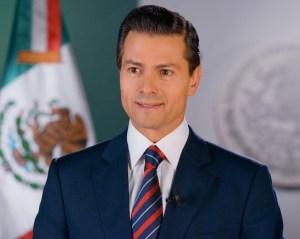 Enrique Peña Nieto, el presidente inepto que se ha enriquecido ilícitamente y ha llevado al país a la bancarrota.