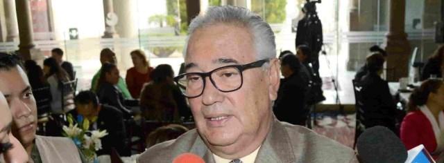Dr. César Humberto Franco Mariscal, irresponsable secretario de Salud del estado de Durango que no puede resolver el grave desabasto de medicamentos que ya ha ocasionado la muerte de varios pacientes.