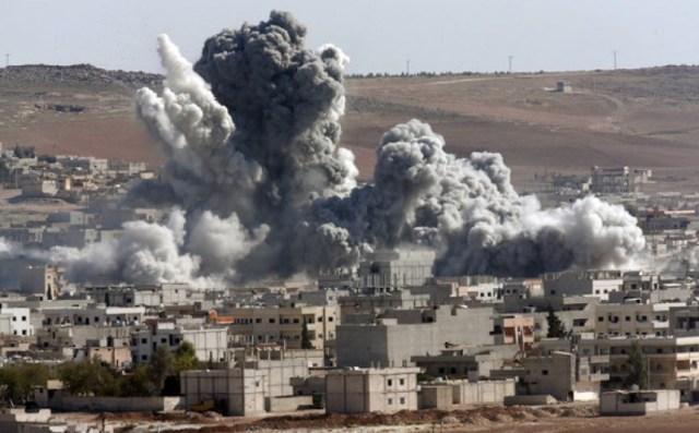 La guerra en Siria tiene su origen en la ambición de Estados Unidos, Inglaterra e Israel para dominar el abasto de petróleo en esa región del mundo.
