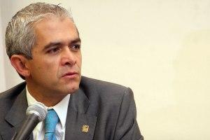 Miguel Ángel Mancera, Jefe de Gobierno de la Ciudad de México, la madre de Cristina Isabel Jaimes Rodríguez solicita su apoyo para localizarla.