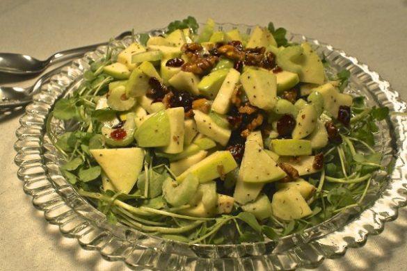 Modern Waldorf Salad