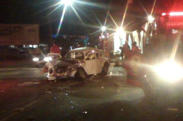 Homem de 53 anos morre em acidente em Guaramirim
