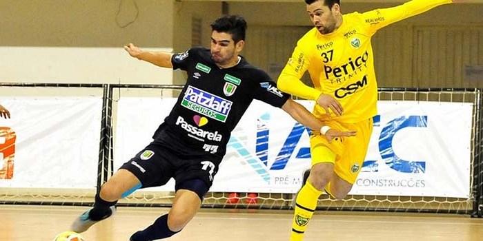 Jaraguá Futsal recebe a equipe do Concórdia pelo Catarinense