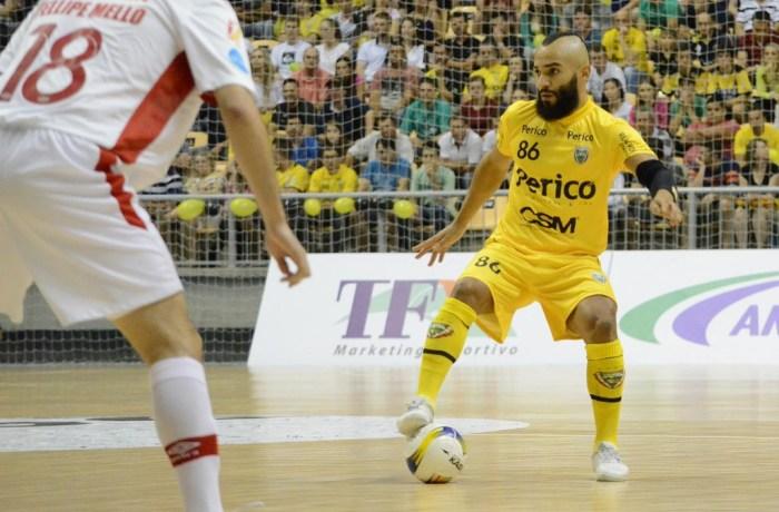 Jaraguá Futsal perde para o Sorocaba