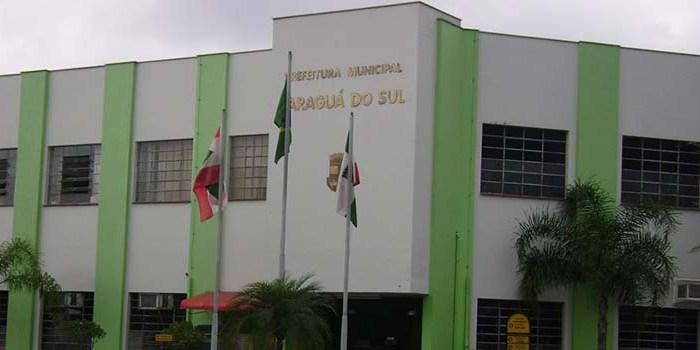 Computadores são furtados na Prefeitura de Jaraguá do Sul