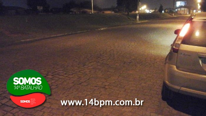 Motorista é preso por embriaguez ao volante em Guaramirim