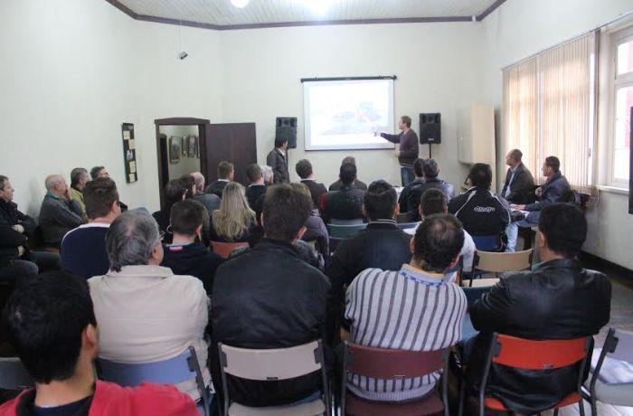 Prefeitura apresenta ações realizadas no calçadão de Jaraguá do Sul