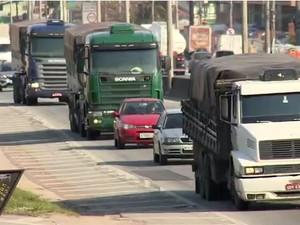 Trecho da BR-101, entre Palhoça e São José, é o mais perigoso do país